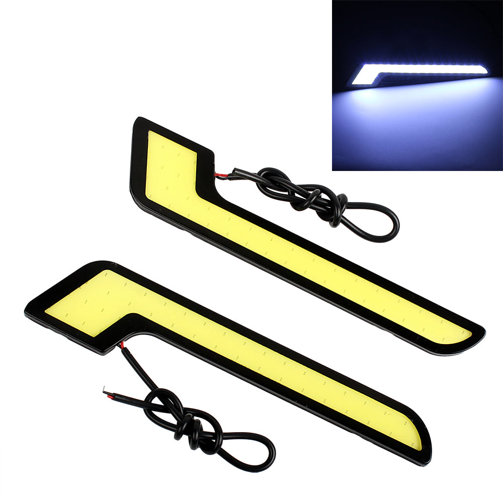 LED Car Fog Lamps /Daytime Running Lights Super Bright, lights - Any Car Accessories