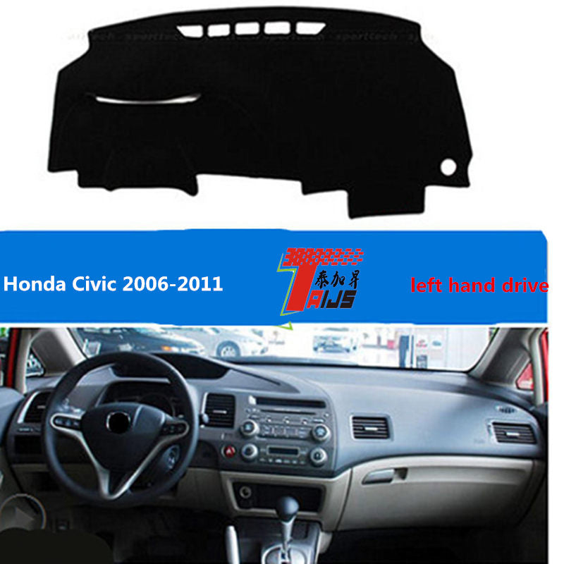 Dashboard Cover For Honda Civic 2006-2011,  - Any Car Accessories