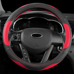 Steering Wheel Cover For Ford focus 2 3 BMW e46 e39 Volkswagen Toyota Chevrolet,  - Any Car Accessories