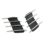 Side Air Flow Grille For Mercedes Audi Ford VW, exterior - Any Car Accessories