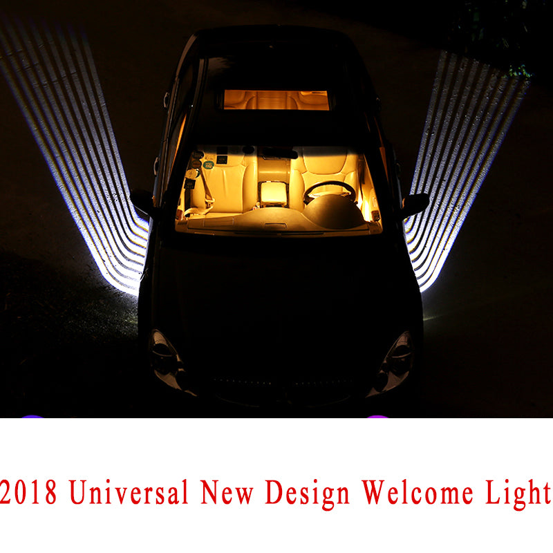 Super Bright Welcome Light Projection For BMW, Toyota, Audi, Mercedes, Lexus, lights - Any Car Accessories