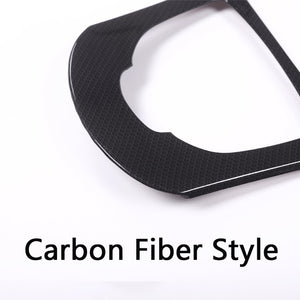 Carbon Fiber Center Panel Cover For Mercedes Benz C Class W205 C180L C200L, Interior - Any Car Accessories