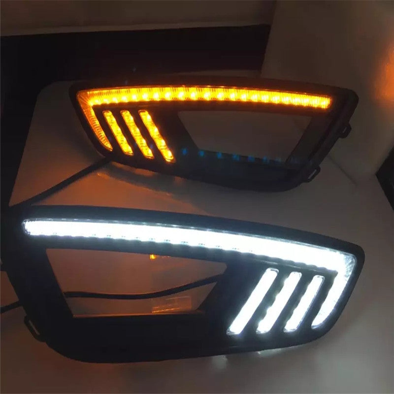 LED Daytime Running Light For Ford Focus 2015-2016, lights - Any Car Accessories