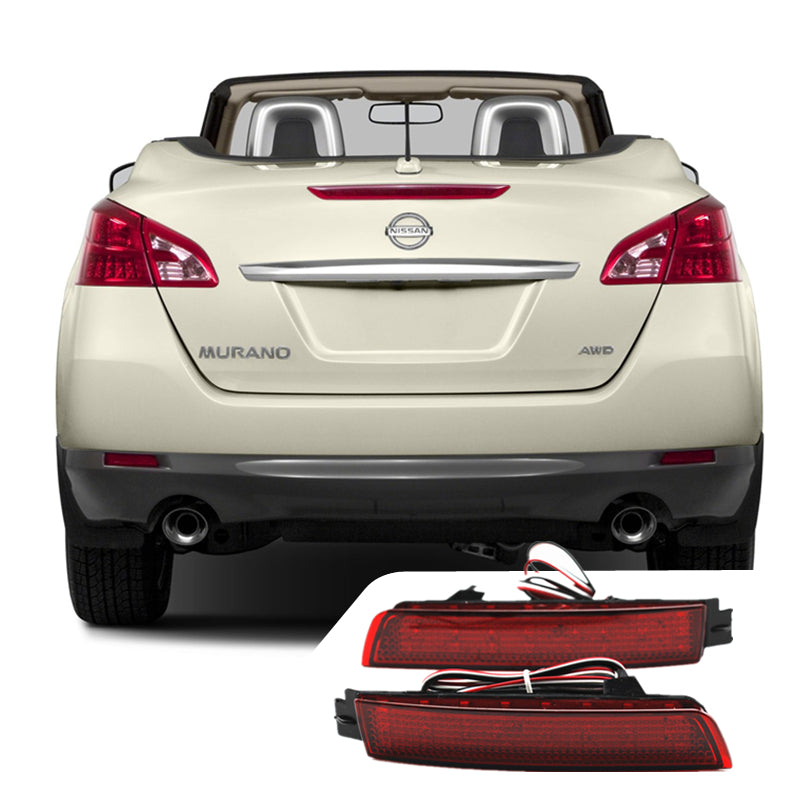 LED Rear Bumper Light For Nissan, Infiniti 2009-2014, lights - Any Car Accessories