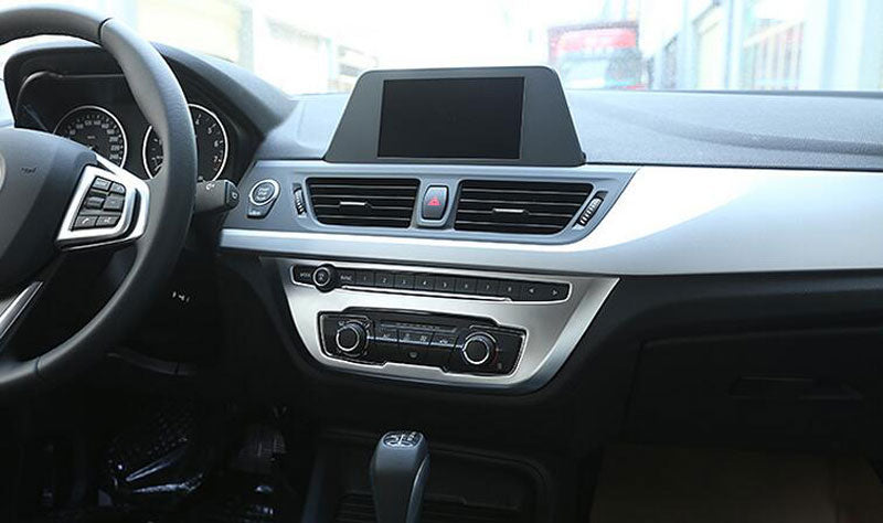 Chrome Dash Kit For BMW New 1 series 118i f52 2016 2017,  - Any Car Accessories
