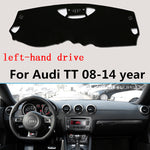 Dashboard Cover For Audi TT/TTS 08-14,  - Any Car Accessories