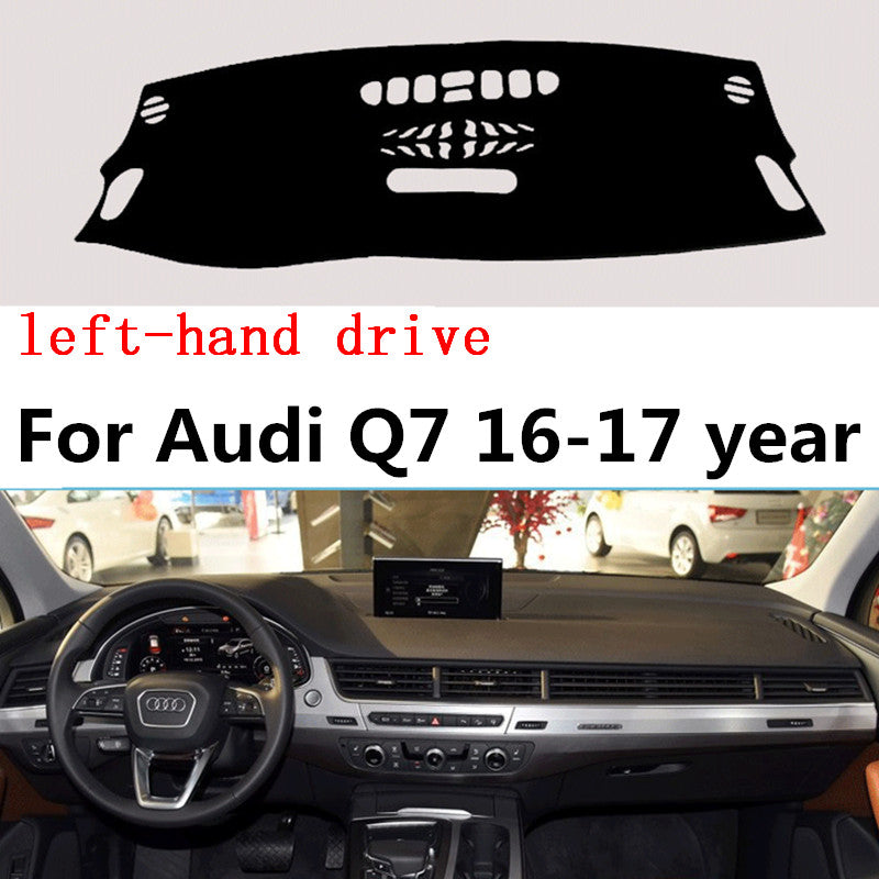 Dashboard Cover For Audi Q7 16-17,  - Any Car Accessories