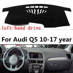 Dashboard Cover For Audi Q5 10-17,  - Any Car Accessories