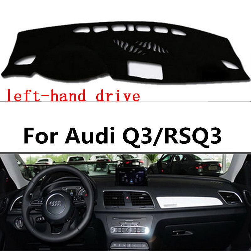 Dashboard Cover For Audi Q3 / RS Q3,  - Any Car Accessories