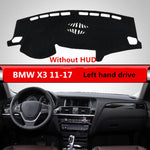 Dashboard Cover For BMW X3 2011-2017,  - Any Car Accessories