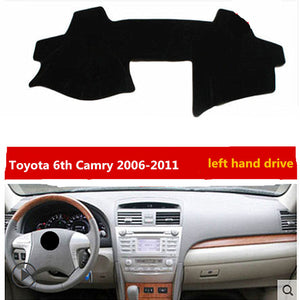 Dashboard Cover For Toyota Camry 2006-2011,  - Any Car Accessories