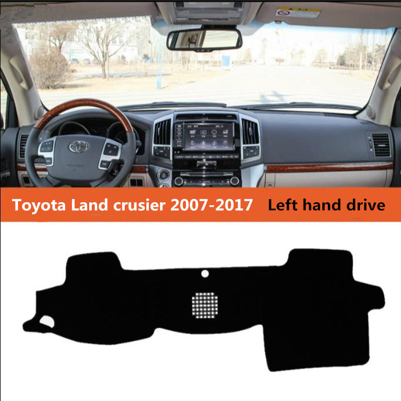 Dashboard Cover For Toyota Land Cruiser 2007-2017,  - Any Car Accessories