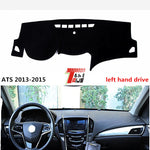 Dashboard Cover For Cadillac ATS 2013-2015,  - Any Car Accessories