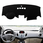 Dashboard Cover For  Ford Fiesta 2009 to 2014,  - Any Car Accessories