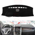 Dashboard Cover For Edge 2011 to 2012,  - Any Car Accessories