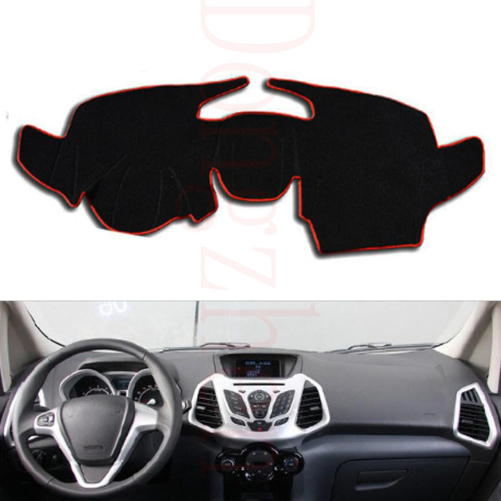 Dashboard Cover For Ford Ecosport 2013 to 2016,  - Any Car Accessories