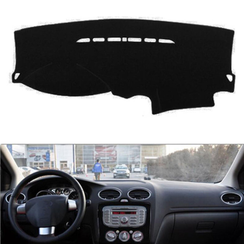 Dashboard Cover For Ford For Focus 2005 to 2011,  - Any Car Accessories