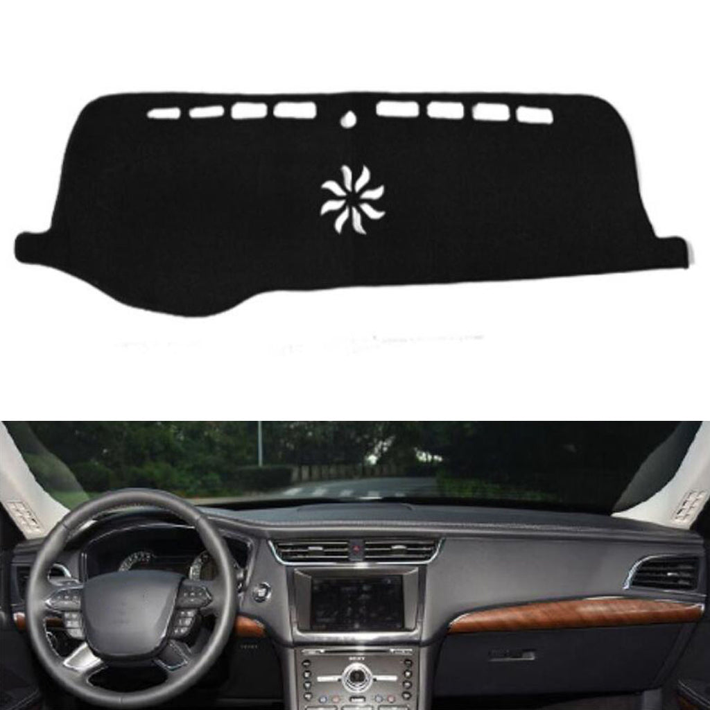 Dongzhen Fit For Ford Taurus 2015-2016 Car Dashboard Cover Avoid Light Pad Instrument Platform Dash Board Cover,  - Any Car Accessories