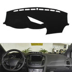 Dashboard Cover For Ford Focus 2013-2016,  - Any Car Accessories