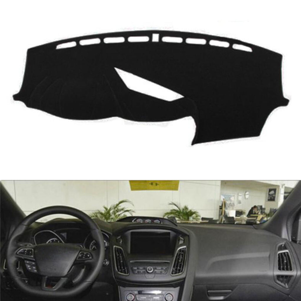 Dashboard Cover For Ford Focus 2013 to 2016,  - Any Car Accessories