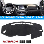 Dashboard Cover For Hyundai Tucson 2016 2017 2018,  - Any Car Accessories