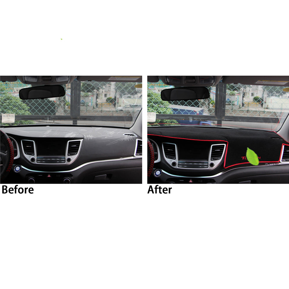 Dashboard Cover For Hyundai Tucson 2016 2017,  - Any Car Accessories