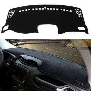Dashboard Cover For Jeep Renegade 2015 2016 2017,  - Any Car Accessories
