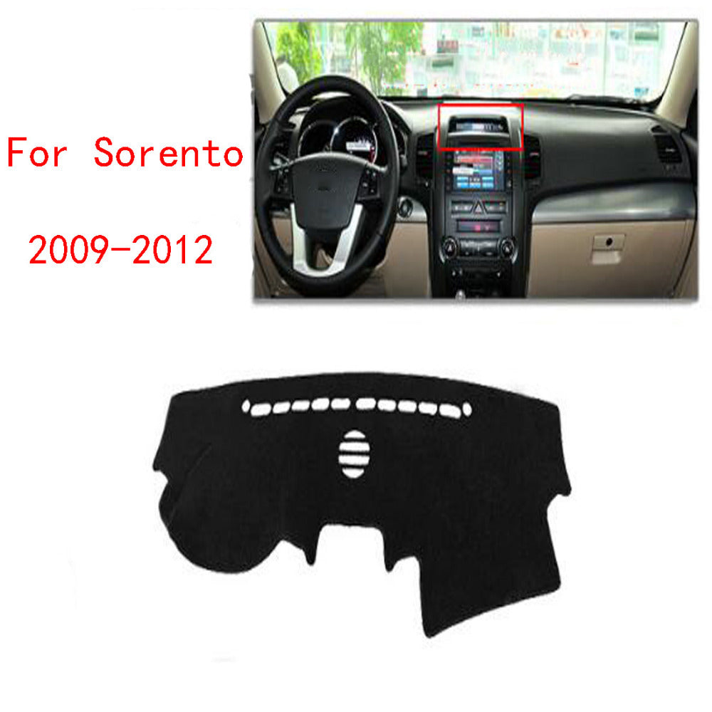 Dashboard Cover For Kia Sorento 2009 To 2012 Accessories Any Car