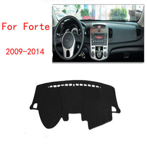 Dashboard Cover For KIA Forte 2009 to 2014,  - Any Car Accessories