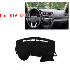 Dashboard Cover For KIA K2,  - Any Car Accessories