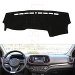 Dashboard Cover For Kia KX3 2015-2016,  - Any Car Accessories