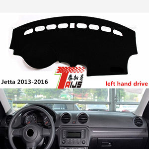 Dashboard Cover For Volkswagen Jetta 2013-2016,  - Any Car Accessories