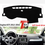 Dashboard Cover For Volkswagen Sagitar GTI 2012-2016,  - Any Car Accessories
