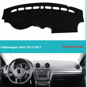 Dashboard Cover For Volkswagen Jetta 2013-2017,  - Any Car Accessories