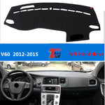 Dashboard Cover For Volvo V60 2012-2015,  - Any Car Accessories