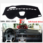 Dashboard Cover For Volvo S80L 2012-2016,  - Any Car Accessories