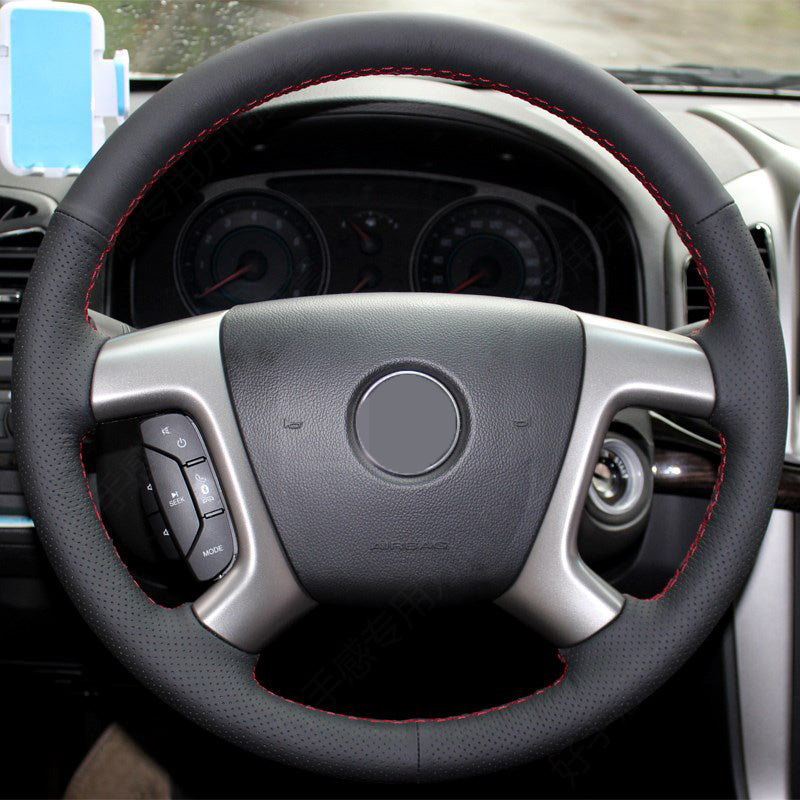 Steering Wheel Cover for Chevrolet Captiva 2007-2014,  - Any Car Accessories