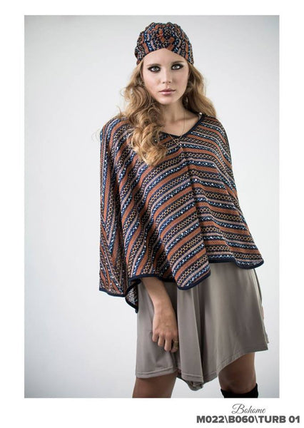 Knit cover