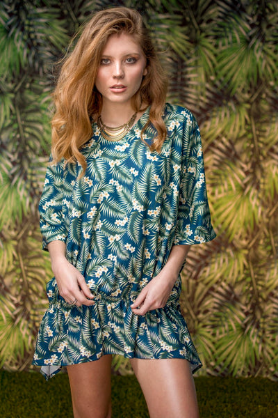 Jungle Blouse