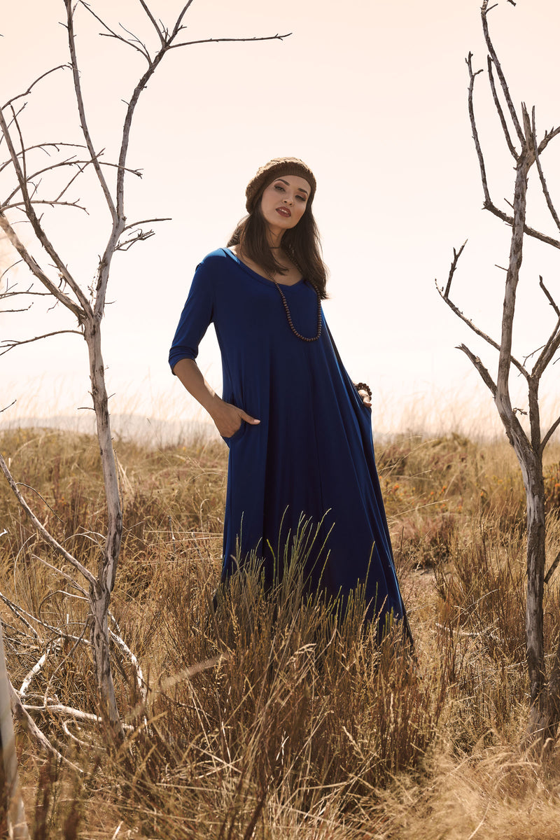 Long knitted dress FW20