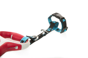 Wrist Walk Retractable - Teal/Black