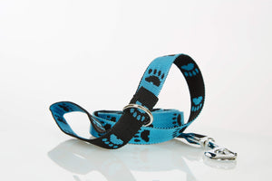 Wrist Walk Leash - Teal/Black