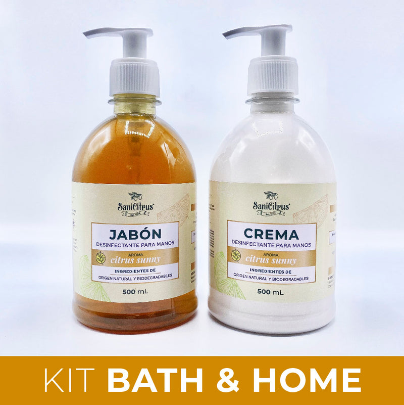 Kit Bath & Home Citrus Sunny