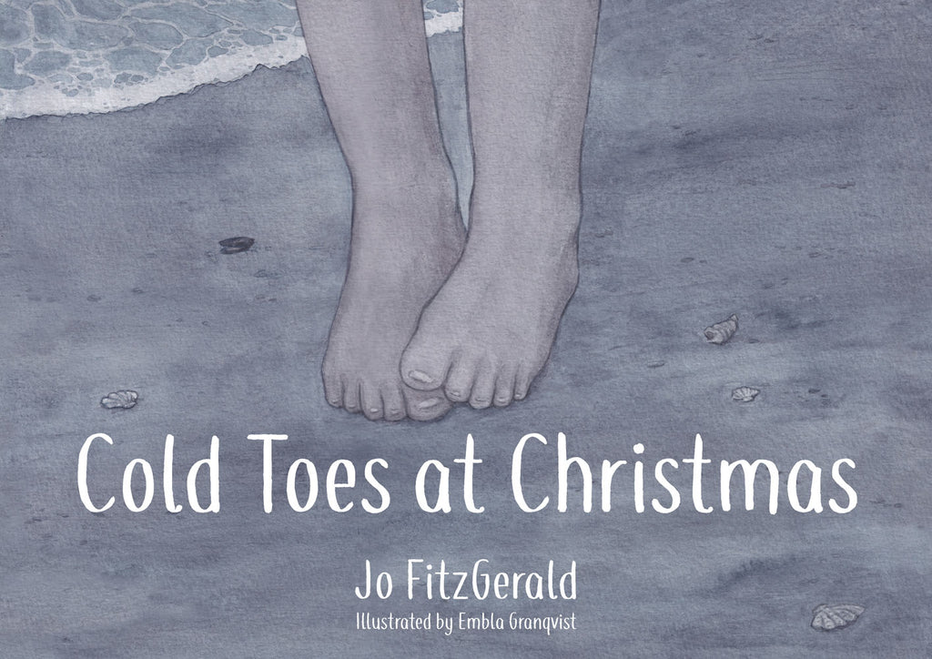 """Cold Toes at Christmas"" (softback book)"