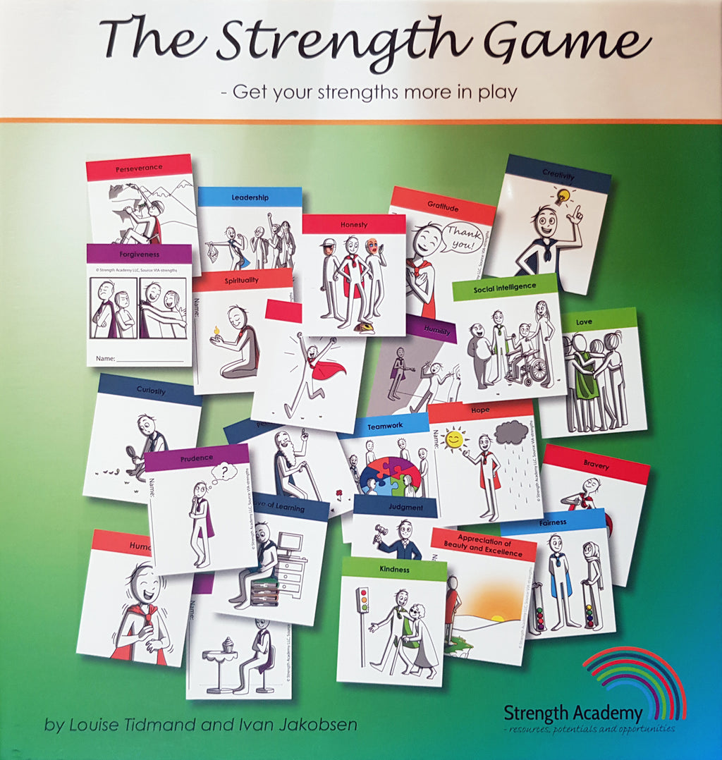 The Strength Game - KS3