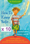 """How To Keep Safe..."" (Add-on pack: Book x 10)"