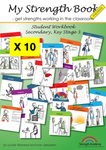 Strength System KS3 (Add-on pack: Workbook x 10)