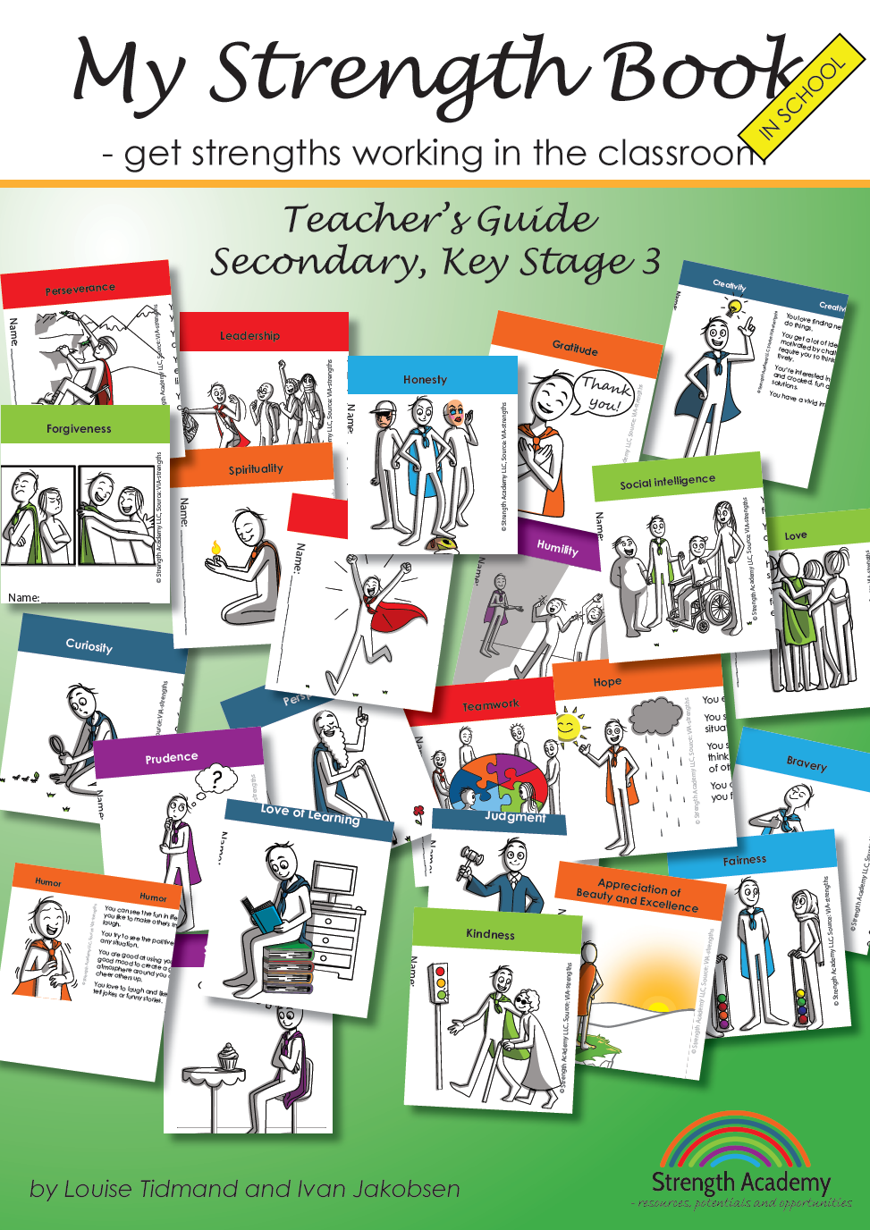 Strength System (Add-on pack: Teacher's Guide x 1)