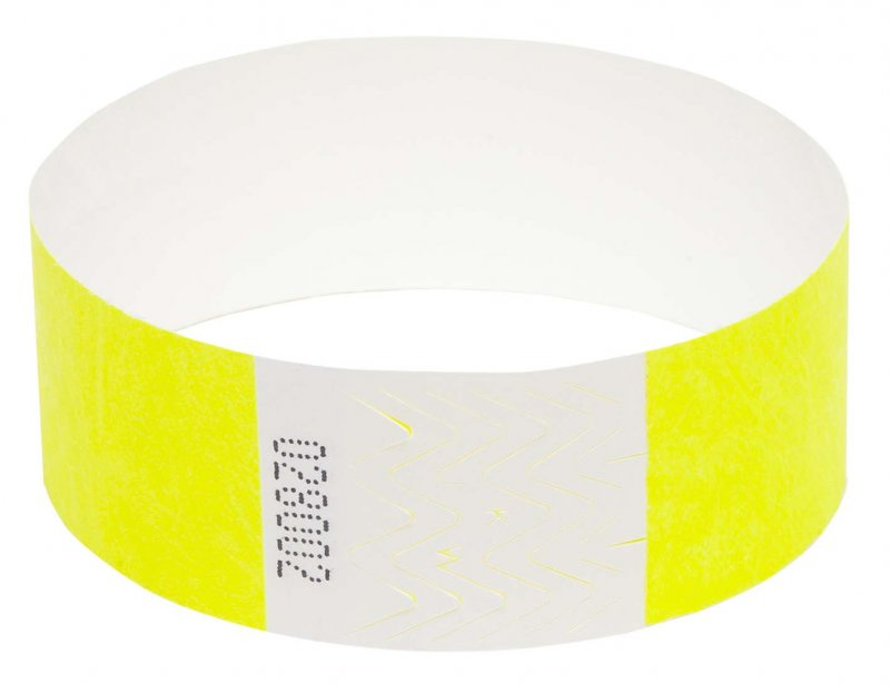 Tyvek Safety Wristbands (20)
