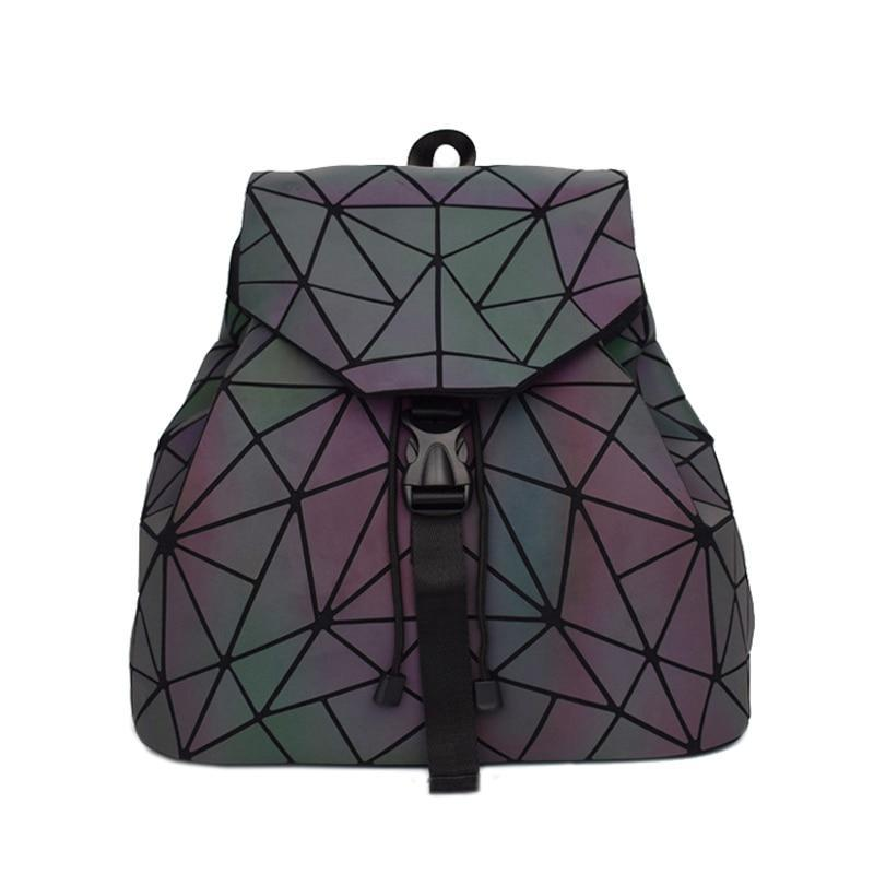 Vegan Leather Luminous Backpack by Sopamey for a Woman's Vegan Lifestyle